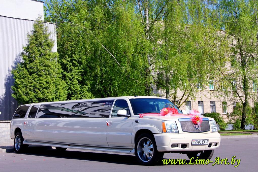 Лимузины на свадьбу лучшее